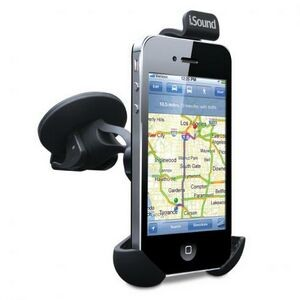 iSound Universal Car Suction Mount